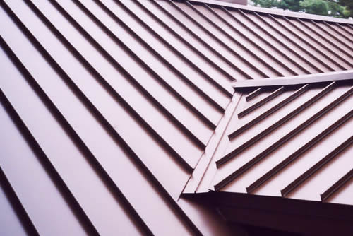 Metal Roofing Is Exceptionally Light Weight. There Is No Need For  Additional Supports In The Building. In Fact, Metal Roofs Are Lighter Than  Asphalt ...